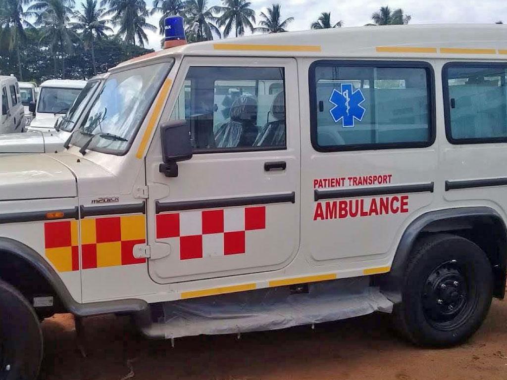Himalayan Ambulance