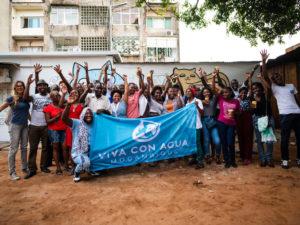 Water Week in Maputo, Mosambik